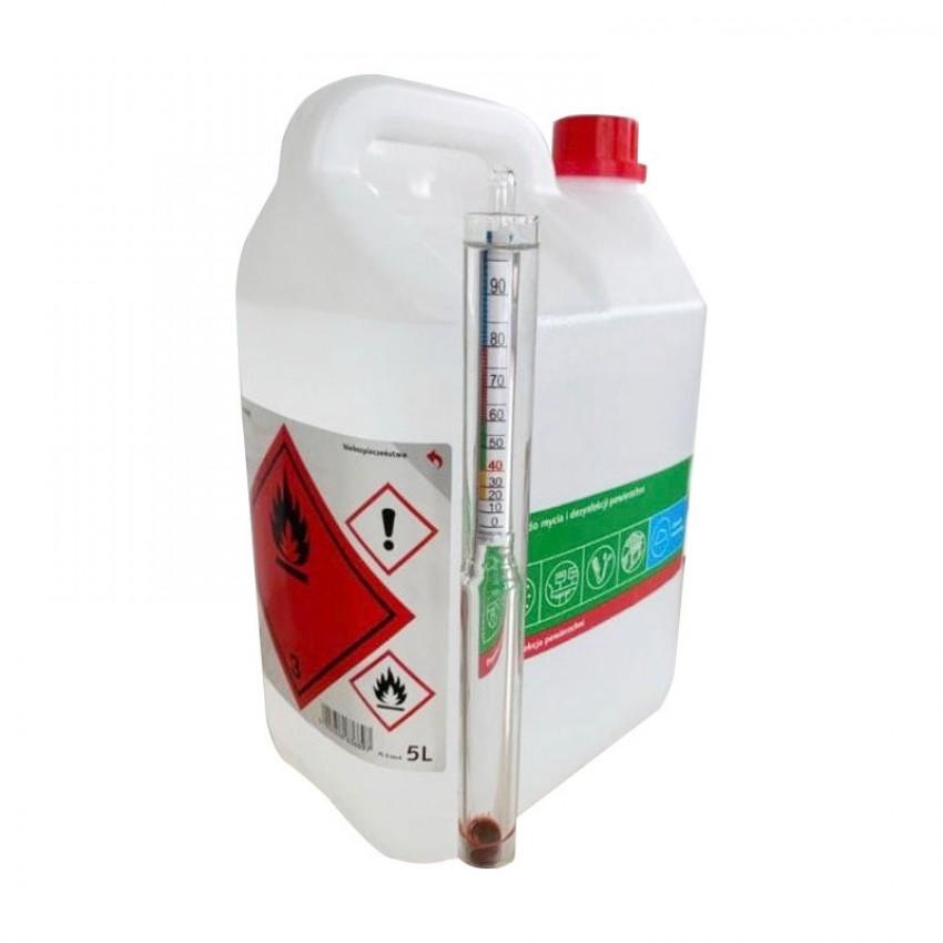 BIO Etanols bio kamīniem 5l