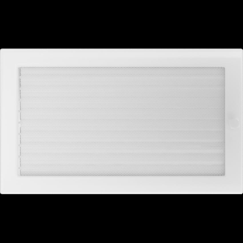 Balta restīte ar žalūzijām 22 x 37
