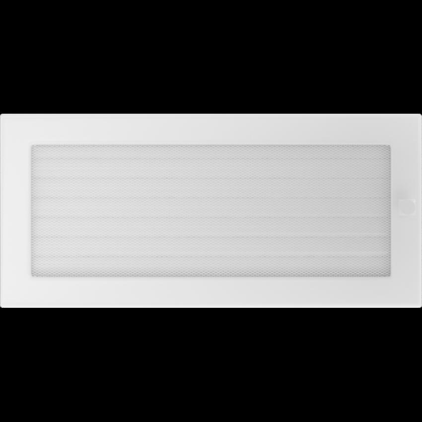 Balta restīte ar žalūzijām 17 x 37