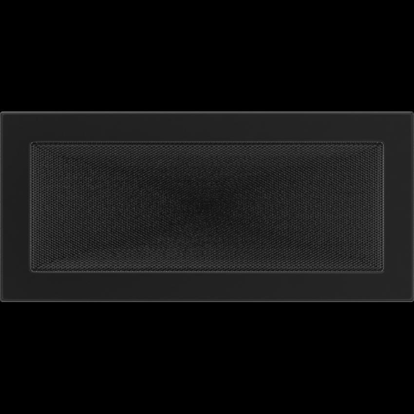 Melna restīte 17 x 37