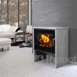 Stoves Romotop RIANO 03 (stone side, top)