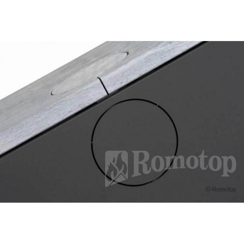 RIANO N 03 Romotop krāsniņas