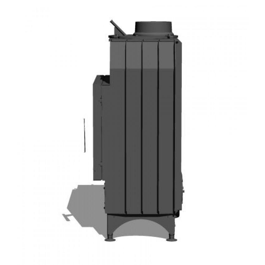 KV 025 N01 ( DUBULTAIS STIKLS ) Romotop Kamīni