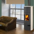 Romotop central heating stoves Romotop LUGO 01W (ceramic)