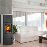 Central heating stoves Romotop LUGO 02 stone