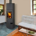 Central heating stoves Romotop Lugo 03 metal