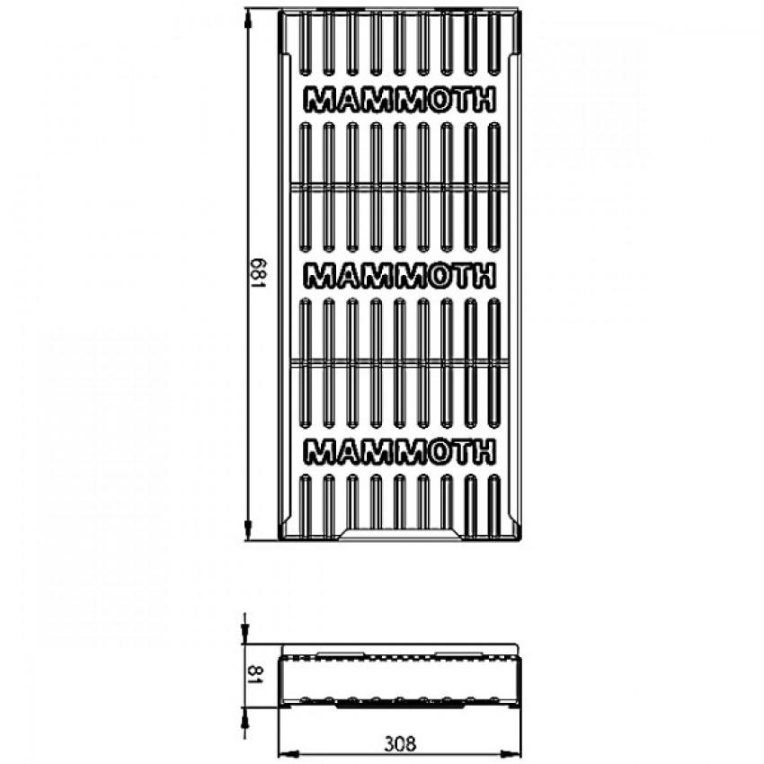 Romotop akumulācijas plākšņu komplekts Romotop HEAT