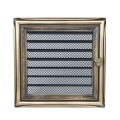 Fireplace grill RUSTICAL 17x17