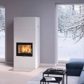 Fireplace Nordpeis SALZBURG L BASIC