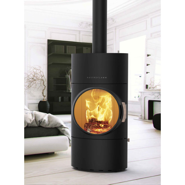 austroflamm integra ii pellet stove stoves clou xtra excellent design wood burning cloy extra 650x650
