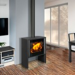 Fireplace Romotop Riano N 01