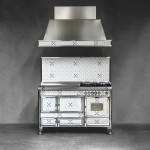Wood-burning cookers J.Corradi Borgo Antico 140 lge
