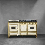 Wood-burning cookers J.Corradi Borgo Antico 160 lge