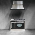 Gas/electric cookers J.Corradi Country 120 ge
