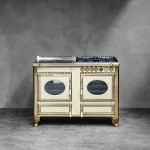 Wood-burning cookers J.Corradi Country 120 lge