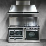 Wood-burning cookers J.Corradi Country 180 lge