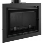 Fireplace Kratki insert WIKTOR 14kW Deco (with frame)