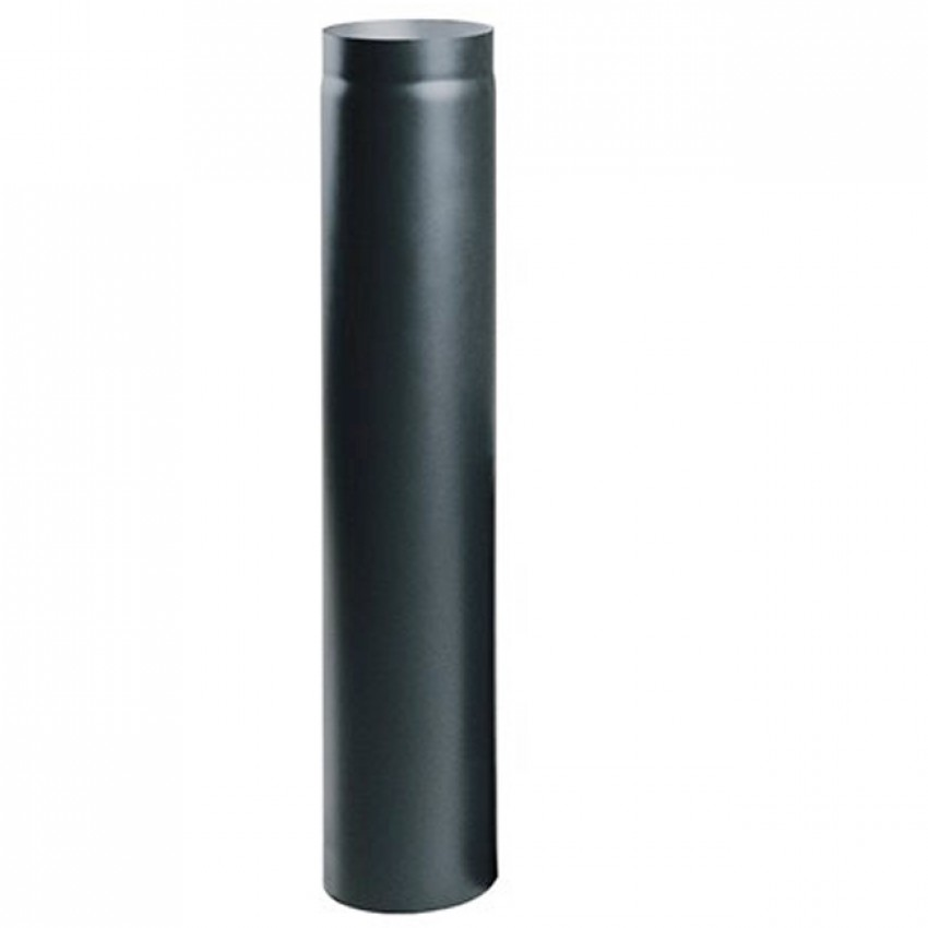 Dūmvadu pieslēguma caurule 100 cm