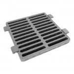 Grate 111 for fireplaces and stoves