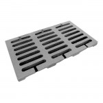 Grate 110 for fireplaces and stoves