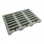 Grate 109 for fireplaces and stoves