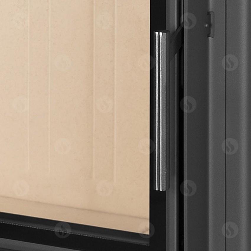 IMPRESSION I2F 55.60 ar dubulto stiklu Romotop kamīni