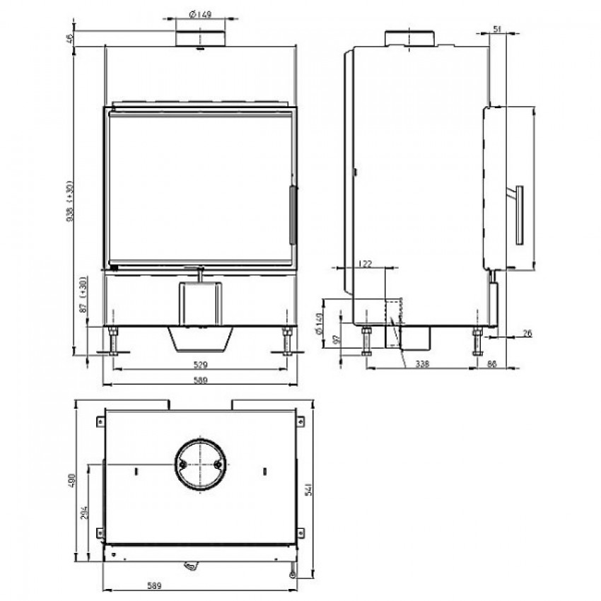 H2N 01 Ropmotop kamīni 59.50