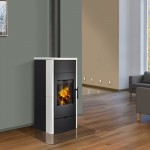 Central heating stoves Romotop ESPERA 01 ceramic