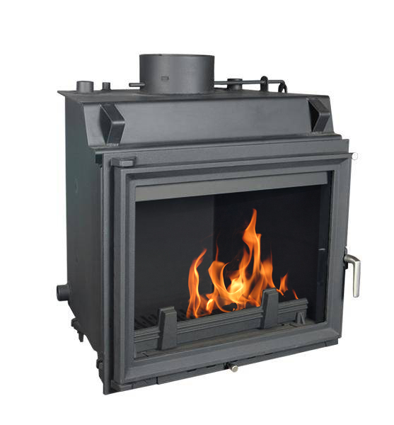 Fireplace Central Heating Kratki Insert Eryk 10kw With